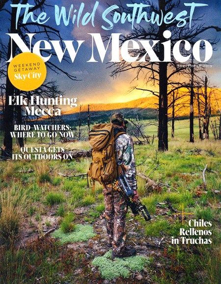 New Mexico Cover - 9/1/2019