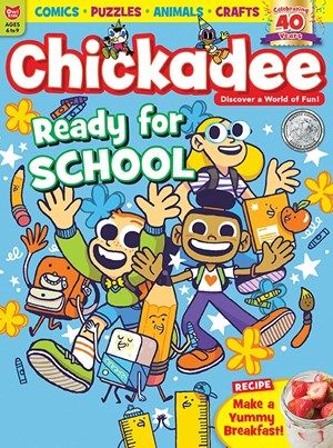 chickaDEE Magazine | 9/2019 Cover