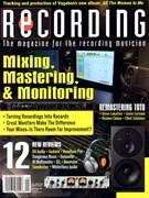 Recording Magazine 9/1/2019