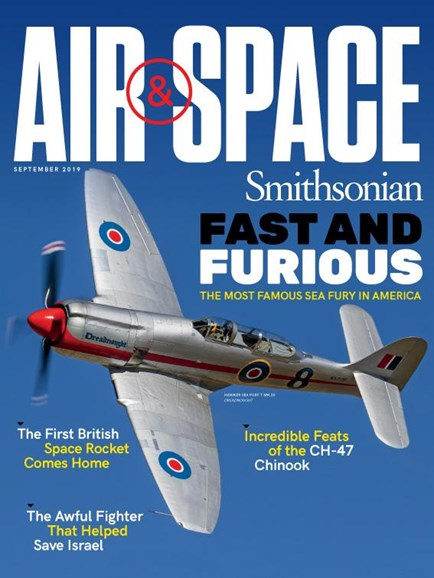 Air & Space Cover - 9/1/2019