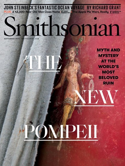 Smithsonian Cover - 9/1/2019