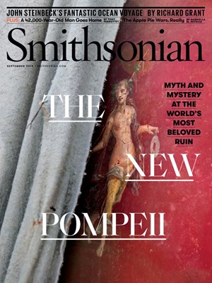 Smithsonian | 9/2019 Cover