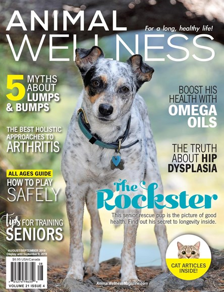Animal Wellness Cover - 8/1/2019