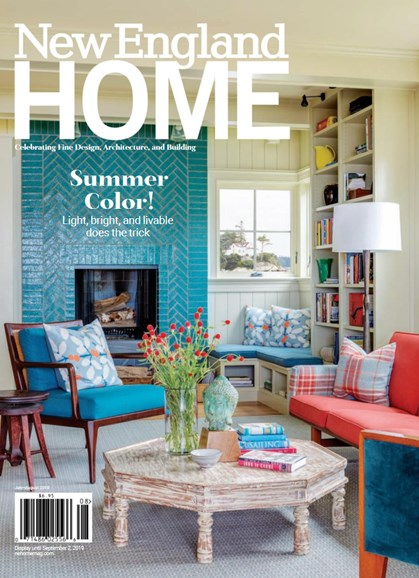 New England Home Cover - 7/1/2019