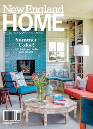 New England Home Magazine | 7/2019 Cover