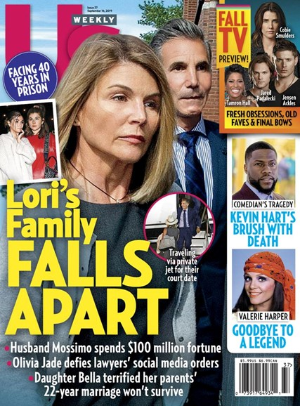 Us Weekly Cover - 9/16/2019