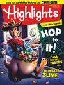 Highlights Magazine   10/2019 Cover