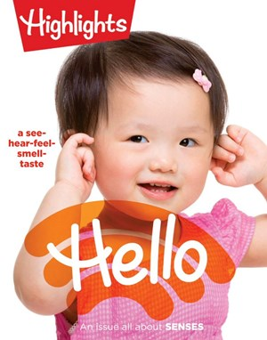 Hello Magazine   10/2019 Cover