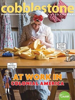 Cobblestone Magazine | 9/2019 Cover