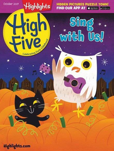 Highlights High Five Cover - 10/1/2019