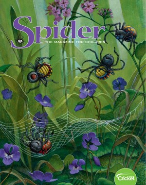 Spider Magazine | 9/2019 Cover