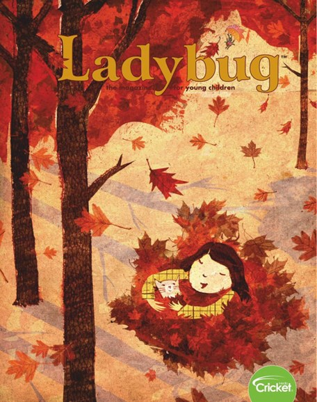 Ladybug Cover - 9/1/2019
