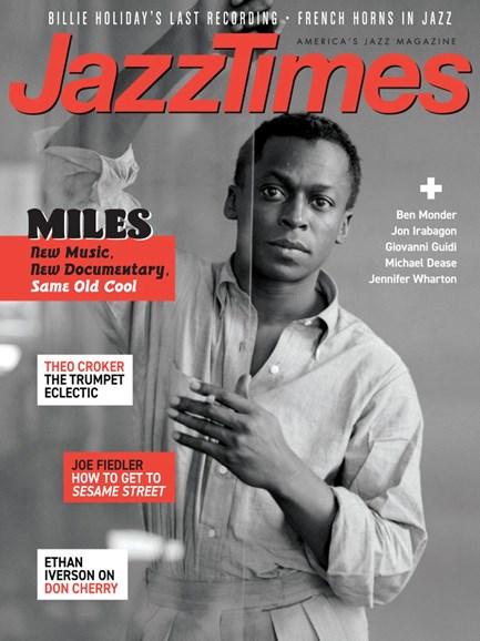 JazzTimes Cover - 10/1/2019