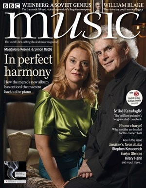 BBC Music Magazine   10/2019 Cover