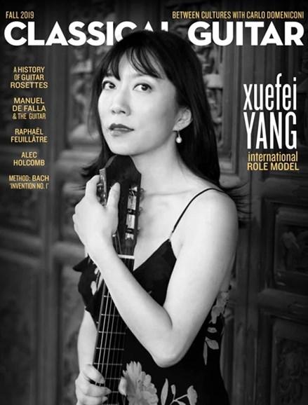Classical Guitar Cover - 9/1/2019