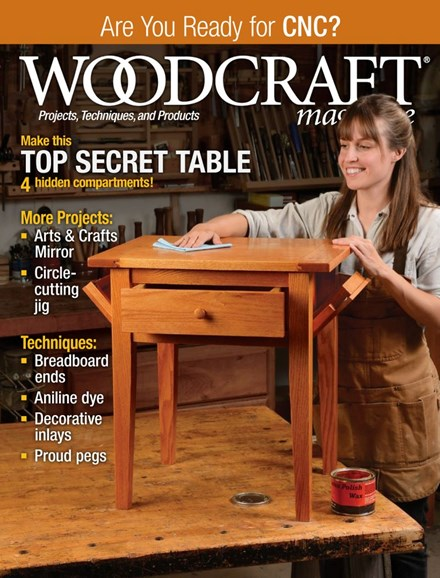Woodcraft Cover - 10/1/2019