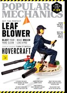 Popular Mechanics Magazine 10/1/2019
