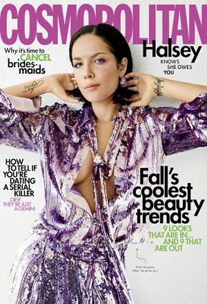 Cosmopolitan Magazine | 10/2019 Cover