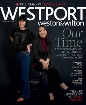 Westport Magazine | 9/2019 Cover