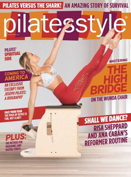 Pilates Style Cover - 9/1/2019