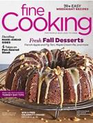 Fine Cooking Magazine 10/1/2019