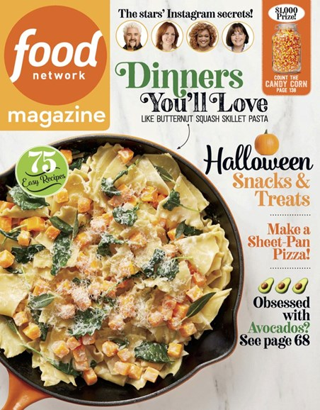 Food Network Cover - 10/1/2019