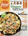 Food Network Magazine | 10/2019 Cover