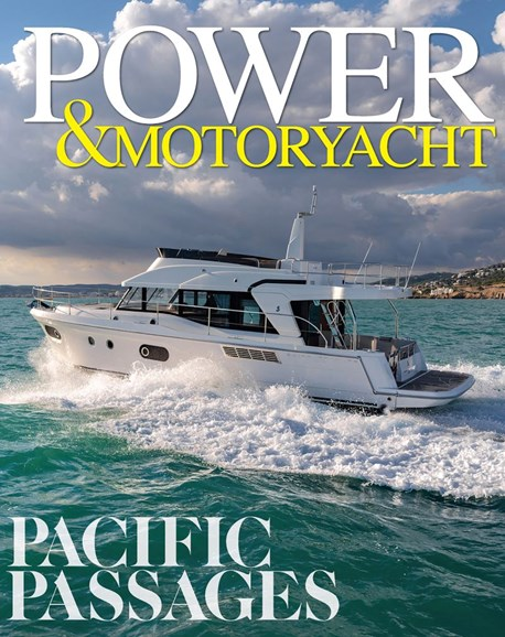 Power & Motoryacht Cover - 9/1/2019
