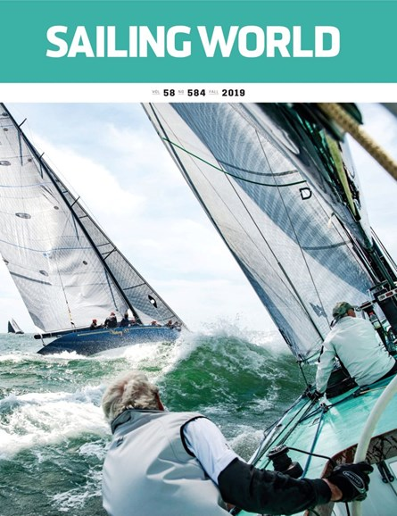 Sailing World Cover - 9/1/2019