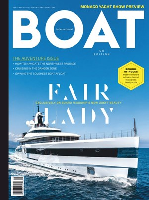 Showboats International Magazine | 9/2019 Cover