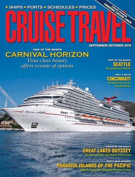 Cruise Travel Cover - 9/1/2019