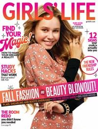 Girls' Life Magazine | 10/2019 Cover
