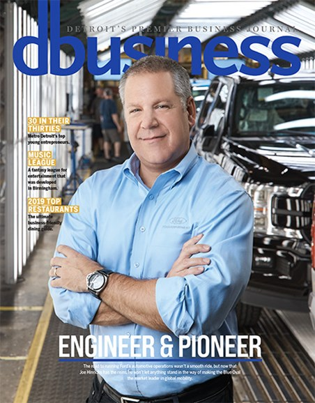 DBusiness Cover - 9/1/2019