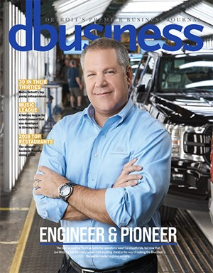 DBusiness  Magazine | 9/2019 Cover