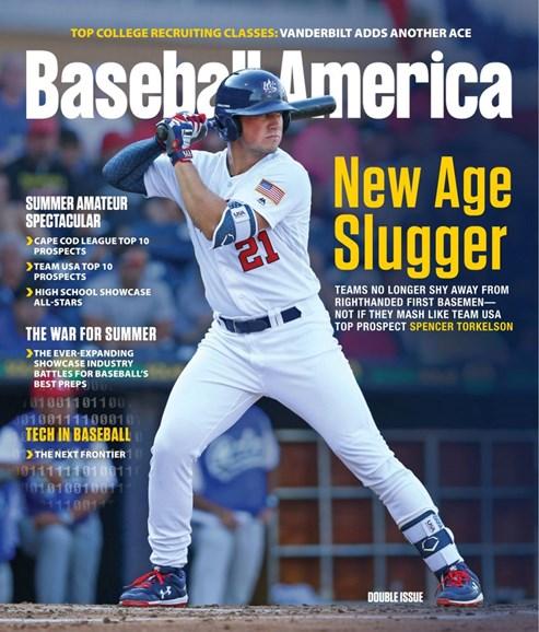 Baseball America Cover - 9/1/2019