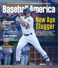 Baseball America   9/1/2019 Cover