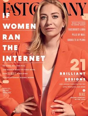 Fast Company Magazine | 10/2019 Cover