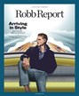 Robb Report Magazine | 9/2019 Cover