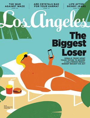 Los Angeles Magazine | 9/2019 Cover