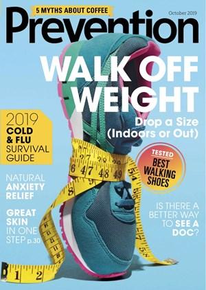 Prevention Magazine | 10/2019 Cover