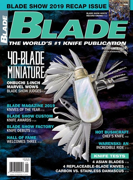 Blade Cover - 9/1/2019