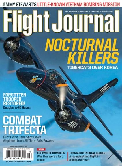 Flight Journal Cover - 10/1/2019