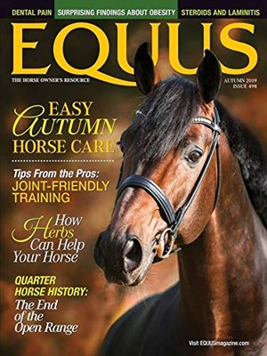 Equus Magazine | 9/2019 Cover