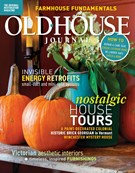 Old House Journal Magazine 10/1/2019