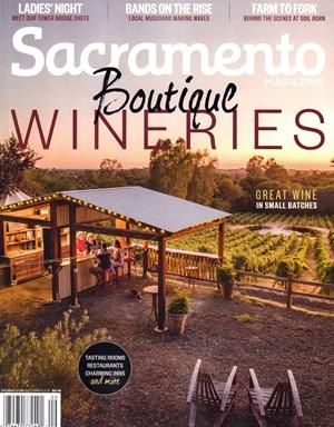 Sacramento Magazine | 9/2019 Cover