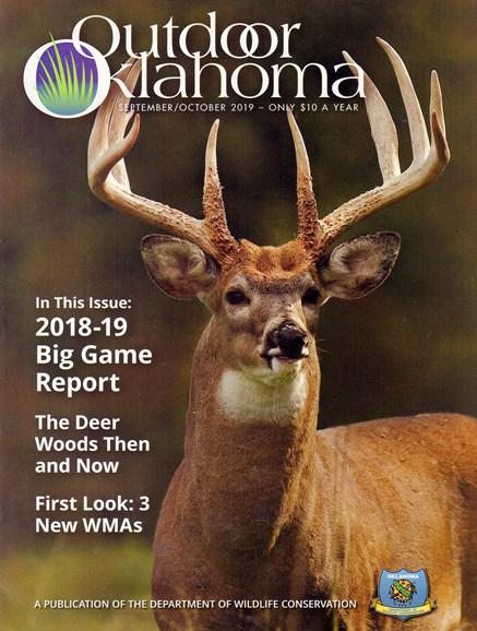 Outdoor Oklahoma Cover - 9/1/2019