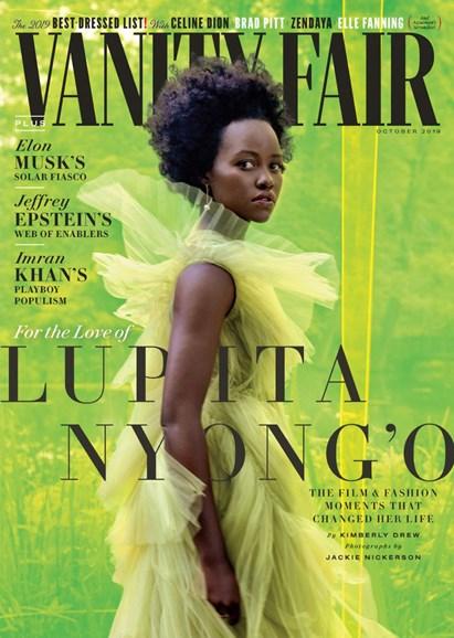 Vanity Fair Cover - 10/1/2019