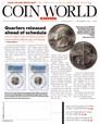 Coin World Magazine   9/16/2019 Cover