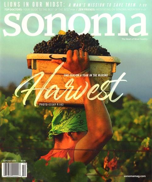 Sonoma Cover - 9/1/2019