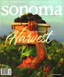 Sonoma Magazine | 9/2019 Cover